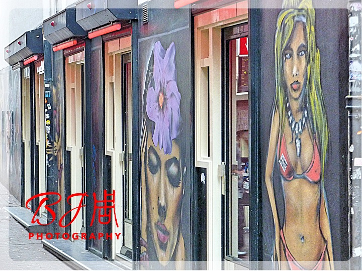 Permalink to:食色性也 XXX 荷蘭「紅燈區」